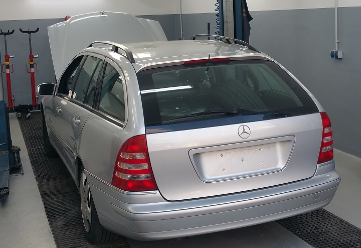 Mercedes Gebrauchtwagen Ankauf
