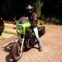 Yamaha XJ 550 4v8