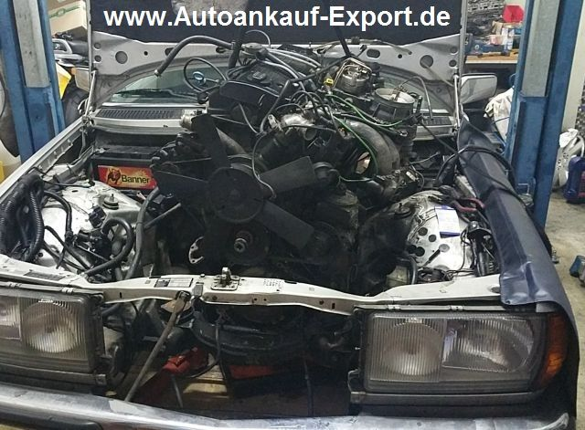 Fahrzeugankauf Motorschaden