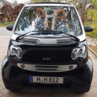 SMART for two cabrio & passion, Benziner