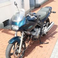 Yamaha XJ 600 Diversion ( 4BR)