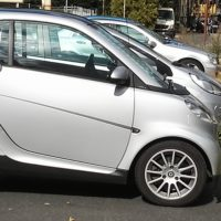 Smart fortwo coupé Typ 451